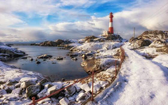 норвегия, lighthouse, rogaland, маяк, берег, норвегия, winter, камень, небо, берег, фотоаппарат