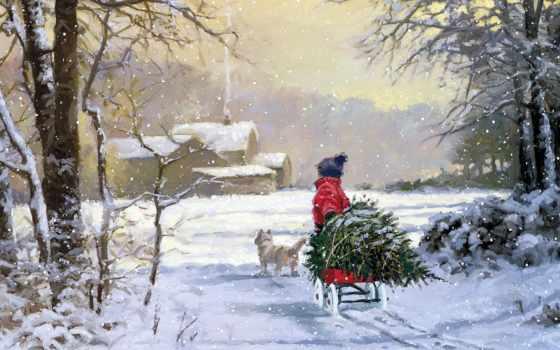 елка, christmas Фон № 28128 разрешение 1920x1080