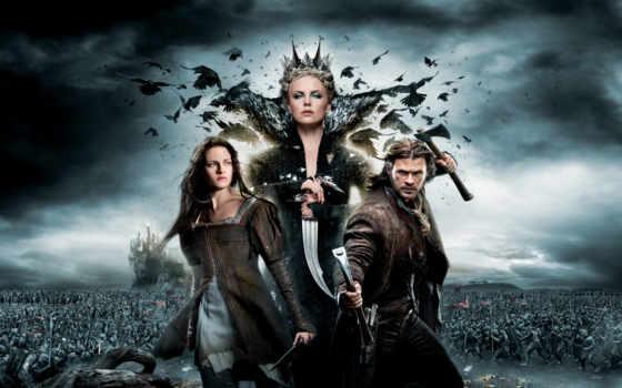 hunter, белоснежка, фильмы