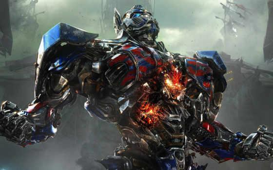 transformers, последний, рыцарь