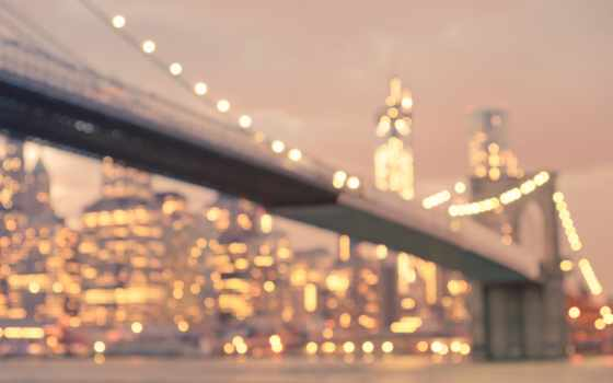 город, new, york, огни, мост, ночь, бруклин, pinterest, manhattan,
