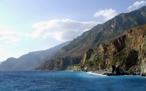 море, горы, серия, керамзит, природа, cvety, просмотров, winter, everything,