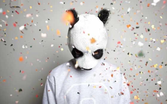 панда, cro, маска, музыка, германия, хип, hop, carlo,