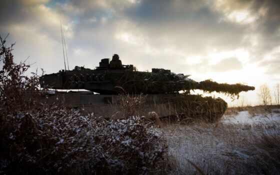 леопард, танк, главное, combat, fluff, мм, картинка