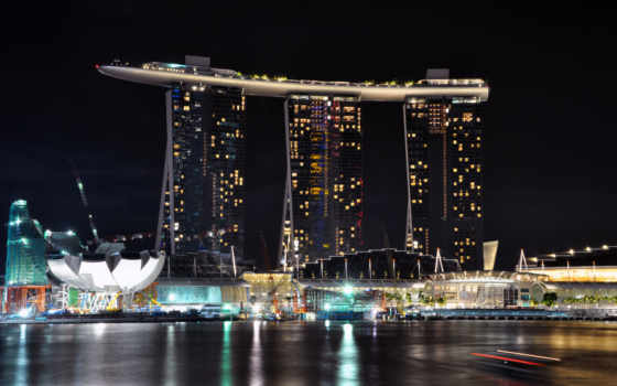 top, singapore, sands, bay, park, марина, building, world,
