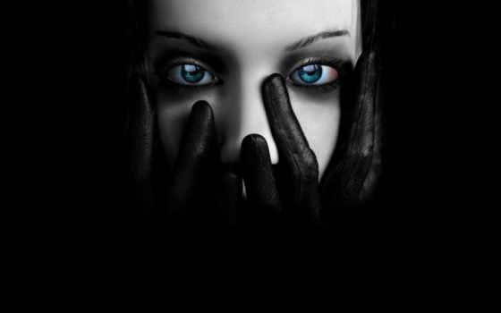 девушка, лицо, devushki, fantasy, закрыла, руками, руки, того,
