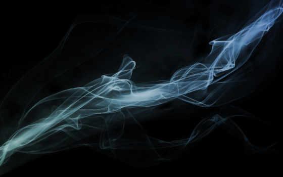 абстракция, дым, холод,