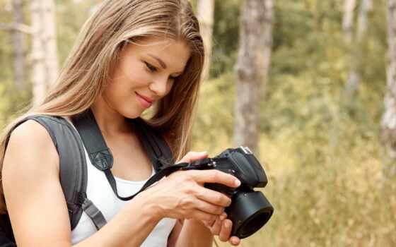 фотоаппарат, фотограф, viewfinder, смотреть, лупа, fix, focus, eyepiece, женский, design