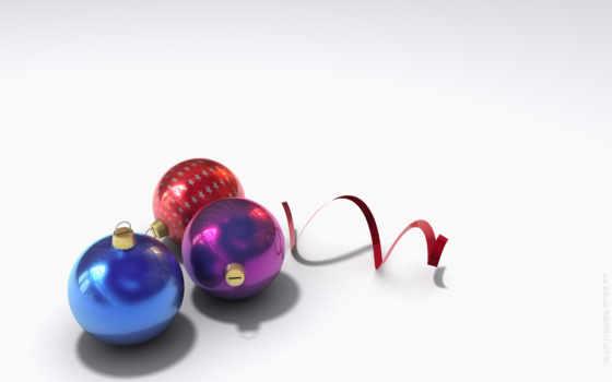 год, новый, christmas, шарики, decoration, серпантин, years,