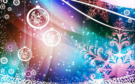 god, новый, новогодние