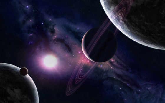 космос, звезды, планеты Фон № 66129 разрешение 1920x1200