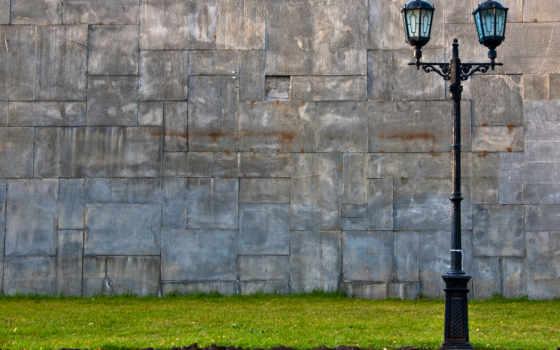 лампа, стены, дек