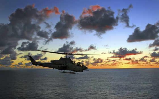 авиация, вертолет