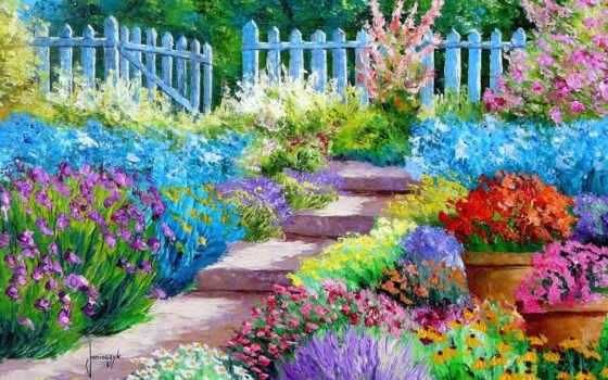 мар, цветы, janiaczyk