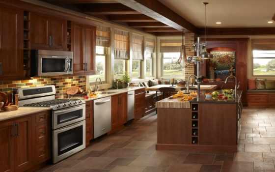 kitchen, стиль, интерьер