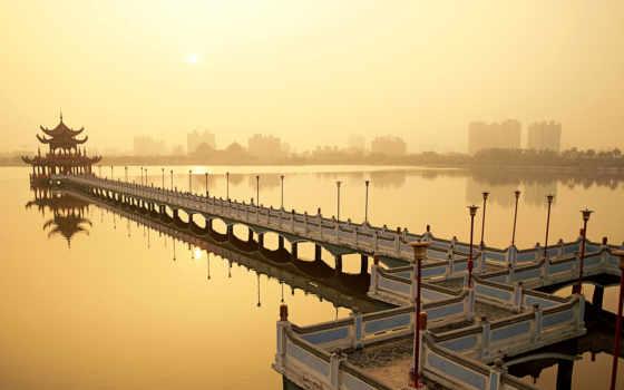 lotus, kaohsiung, стена, озеро, more, президент, article, travel, рассвет,