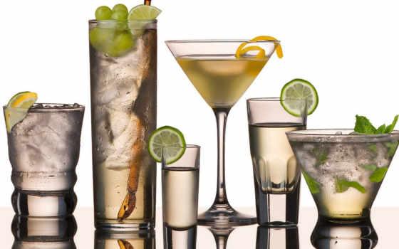 коктейль, коктейли, напиток