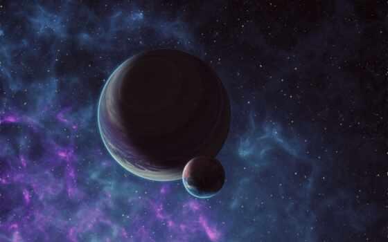 космос, planet, спутник, ноутбук, планшетный, cosmic, galaxy, объектив