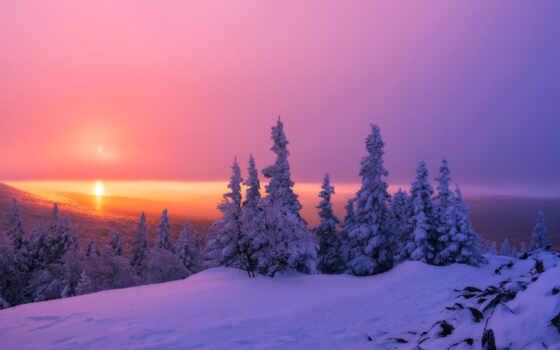winter, qish, закат, снег, fore, reply, tweet, retweet