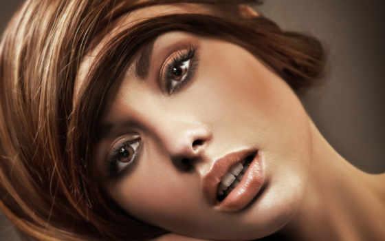 женщина, макияж, women