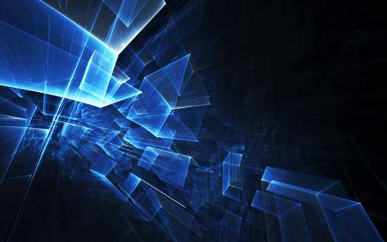 полигон, fondo, абстракции, descargar, abstracto, pantalla, кубик, gratis, azul, зелёный,