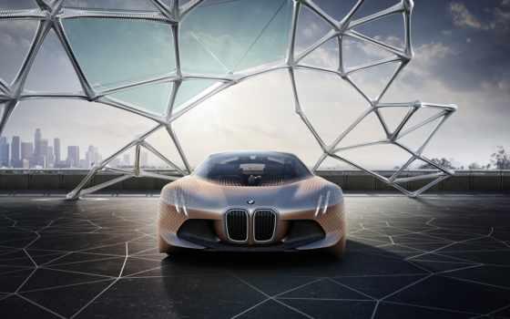 car, bmw, vision, будущее, next, concept, desktop,
