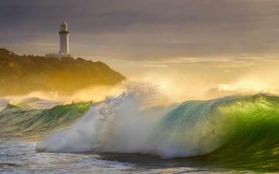 волна, пляж, beaches, количество, lifestyle,