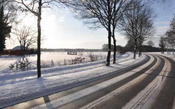 природа, winter, resimleri, trees, fondos, manzara, png,