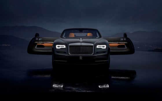 rolls, wraith, royce, коллекция, luminary, коллекционные, автомобилей, honda, дизайне,