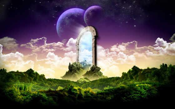 fantasy, portal