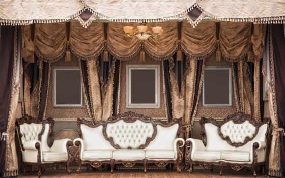 комната, dizain, interer
