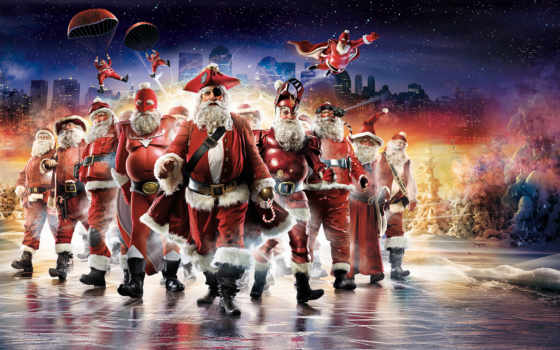 иней, дед, картинка, креатив, год, new, fantasy, шапки, пираты, борода, праздники,