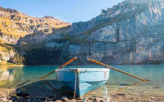 water, free, гребля, лодка, ботинок, озеро, фото, природа, море, банка, pixabay,