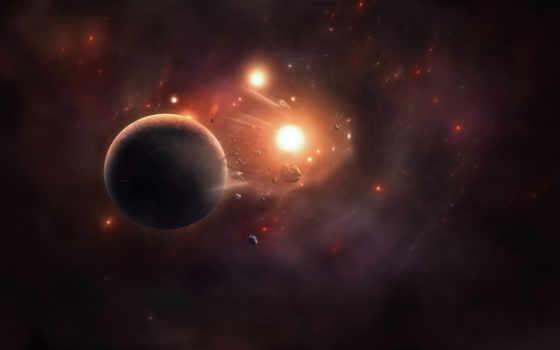 планеты, cosmos, космос, art, звезды,