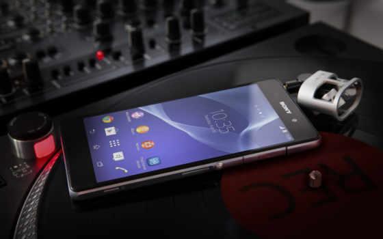 sony, xperia, smartphone