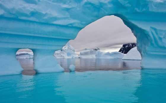 antártida, icebergs, los, que, hielo, viaje, del, por, antartida,