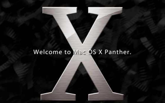 Welcome to Mas OS X Panter