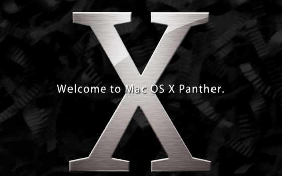 Welcome to Mas OS X Panter
