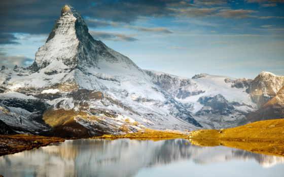 горы, landscape, озеро Фон № 80870 разрешение 2560x1600