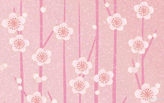 cvety, текстура, розовый
