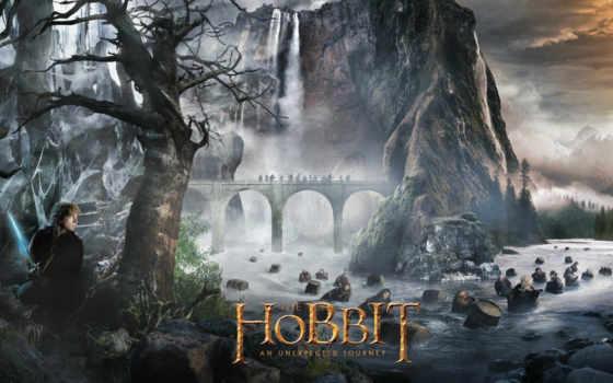 hobbit, journey, нежданное Фон № 120799 разрешение 1920x1080