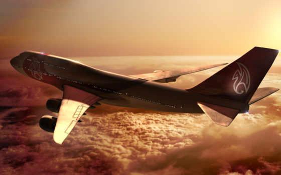 авиация, israelites, boeing, hamites, oblaka, самолёт, небо, height, они, разница,