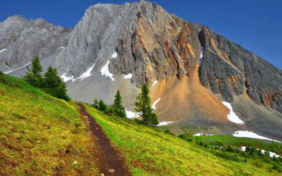 природа, горы, summer