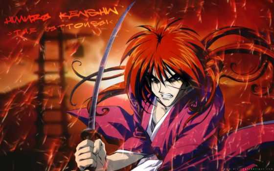 kenshin, rurouni, himura, animal,