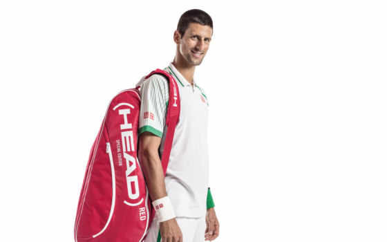 голова, red, tennis