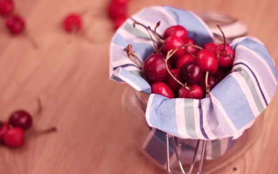 еда, cherry, ягода, плод,