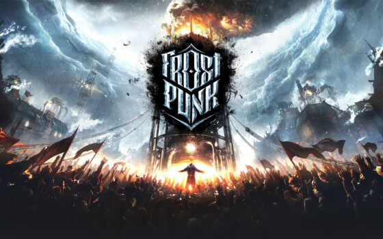 frostpunk, game, strategy, war, bite, new, console