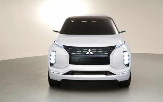 cars, mitsubishi, phev, concept, widescreen, mercedes,