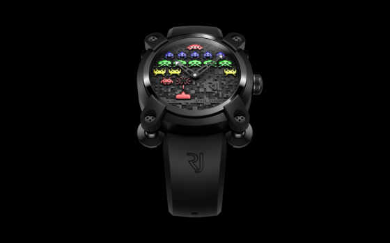 часы, необычные, наручные, самые, наручных, romain, jerome, часов, швейцарские,