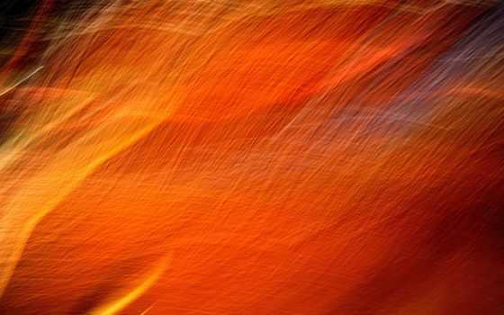 оранжевый фон